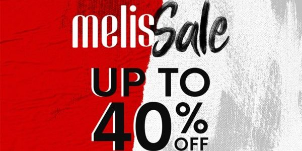 METRO Singapore Melissale Up to 40% Off Promotion