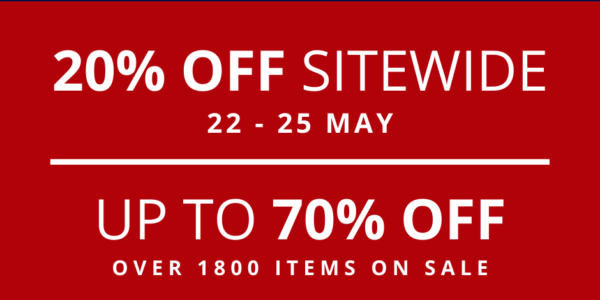 The Planet Traveller 20% Off Sitewide & Clearance Sale
