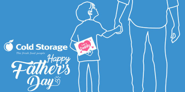 Celebrate Father's Day with Cold Storage!