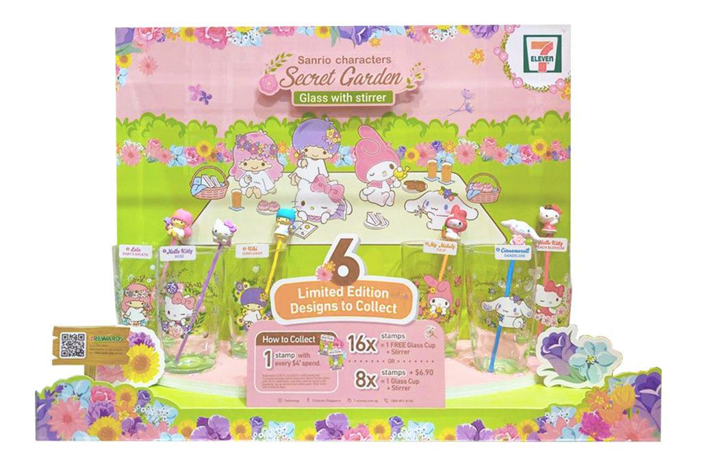 Sanrio Secret Garden Collectibles Arrive at 7-Eleven | Why Not Deals