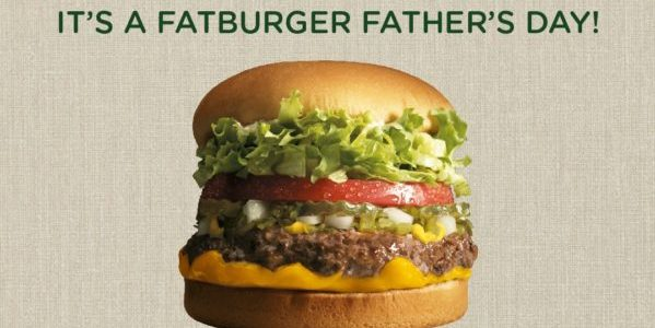 Stand a Chance to win a $50 voucher at Fatburger this Father's Day!