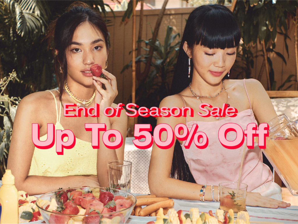 POMELO END OF SEASON SALE is here, enjoy up to 50% OFF when you shop online!   Why Not Deals