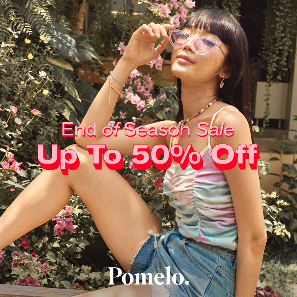 POMELO END OF SEASON SALE is here, enjoy up to 50% OFF when you shop online!   Why Not Deals 2