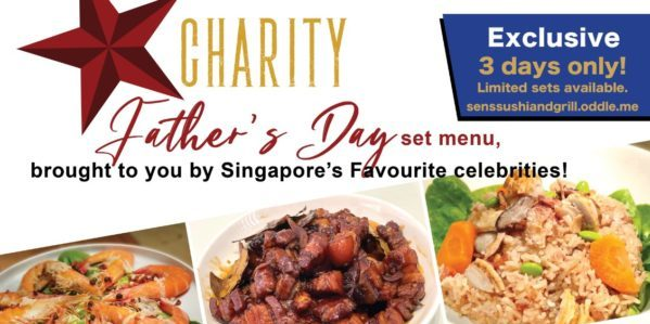 A Culinary Masterpiece by 6 Top Stars For An Exclusive Starstruck Father's Day Menu!