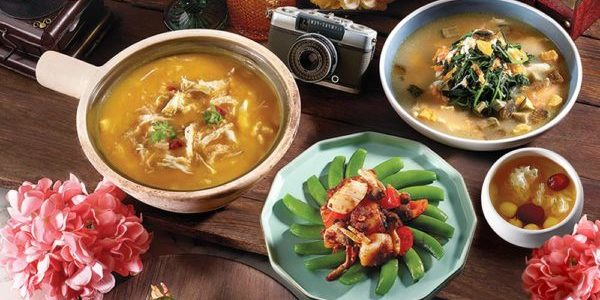 Crystal Jade Singapore 30% Off Father's Day Set Menus Promotion ends 25 Jun 2020