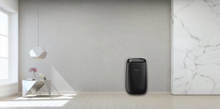 SHARP Air Purifiers with 3-in-1 Functions to Trap Mosquitoes, Reduce Bacteria & Viruses Indoors