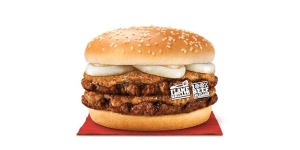 Burger King Brings Back the Rendang Burger!
