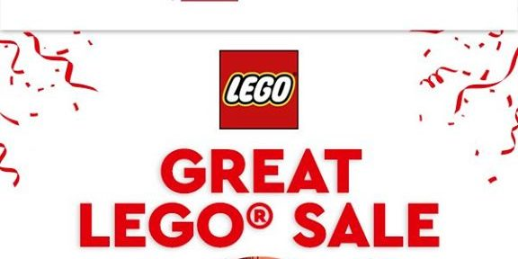 METRO Singapore Great LEGO Sale Up to 30% Off Promotion 10-31 Jul 2020