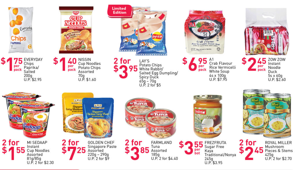 NTUC Fairprice SG Your Weekly Saver Promotions 30 Jul - 5 Aug 2020 | Why Not Deals 6