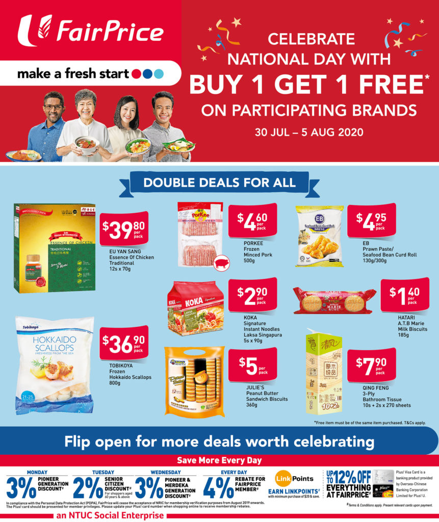 NTUC Fairprice SG Your Weekly Saver Promotions 30 Jul - 5 Aug 2020 | Why Not Deals 8