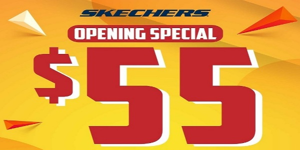 Celebrate with Opening Specials at New Skechers Stores