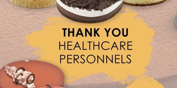 Kraftwich Singapore 25% Off Any Whole Cake Purchase For Healthcare Personnels Promotion ends 31 Dec 2020