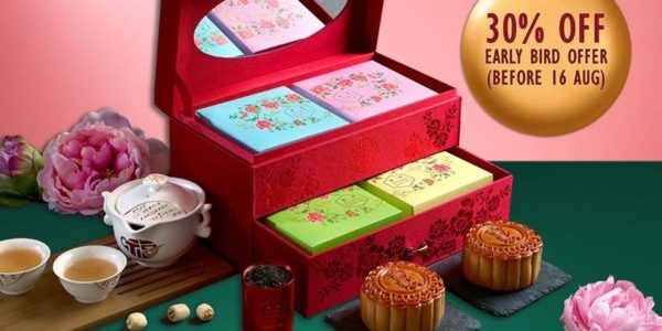 Shang Social SG Mid-Autumn Festival 30% Off Mooncakes Early Bird Promotion ends 16 Aug 2020
