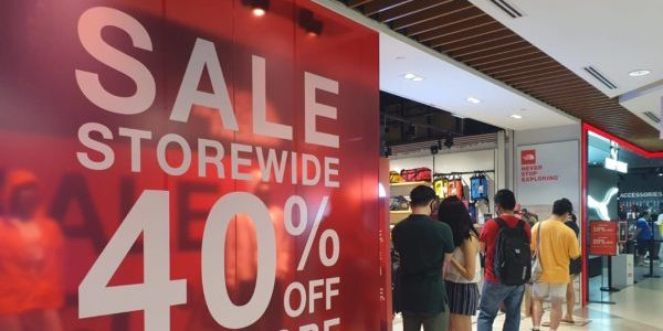 [UPDATED] The North Face Singapore 3 Days Only Biggest Sale Of The Year Up To 40% Off Promotion 28-30 Aug 2020