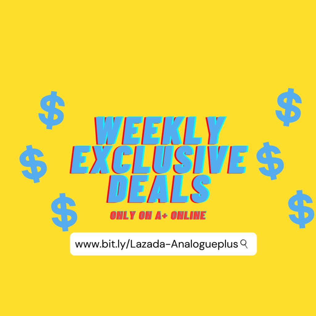 [Flash Deal] UP TO 50% OFF on latest audio & lifestyle gadget | Why Not Deals