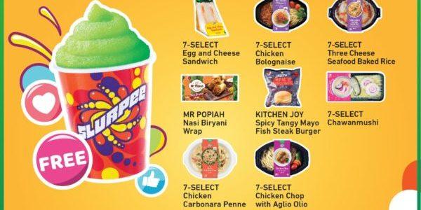 7-Eleven Singapore FREE Slurpee Mini Promotion 2-15 Sep 2020