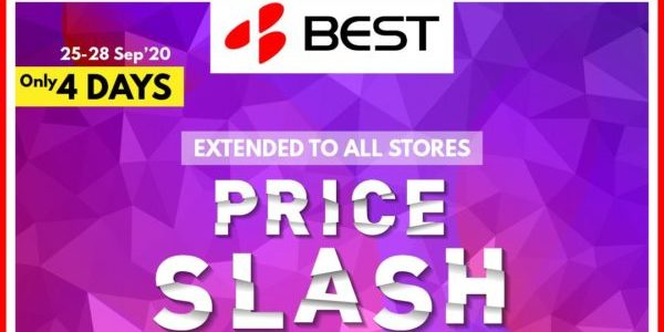 BEST Denki Singapore 4 Days Price Slash Up To 80% Off Promotion 25-28 Sep 2020