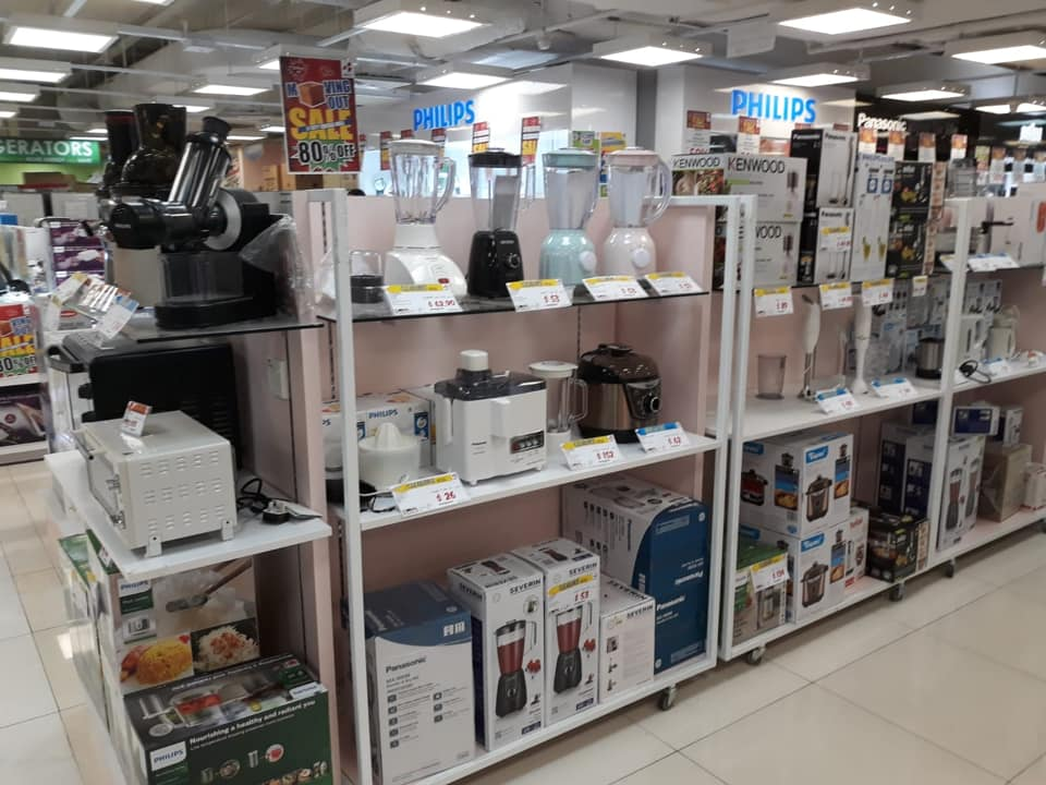 BEST Denki Singapore City Square Mall MOVING OUT SALE Up To 80% Off Promotion ends 20 Sep 2020 | Why Not Deals 5
