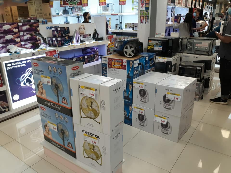 BEST Denki Singapore City Square Mall MOVING OUT SALE Up To 80% Off Promotion ends 20 Sep 2020 | Why Not Deals 7
