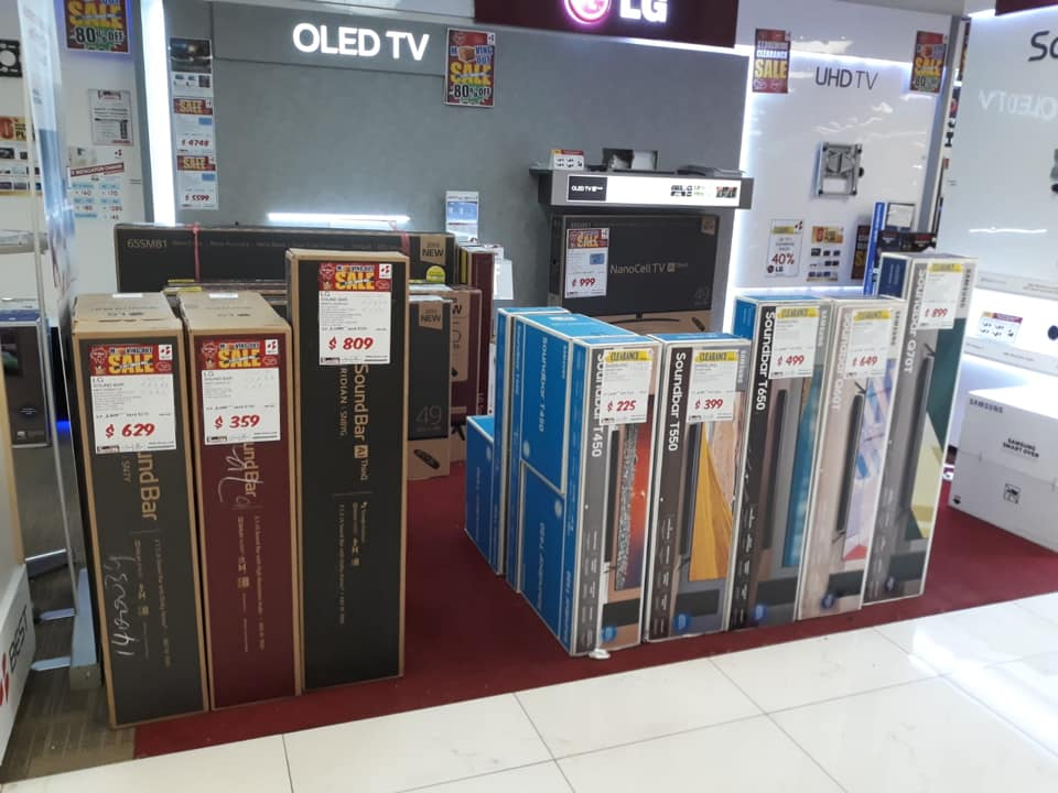BEST Denki Singapore City Square Mall MOVING OUT SALE Up To 80% Off Promotion ends 20 Sep 2020 | Why Not Deals 8