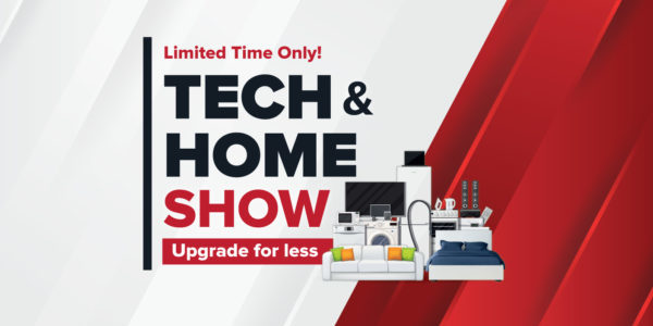 Harvey Norman Singapore 9 Days Tech & Home Show Promotion 5-13 Sep 2020
