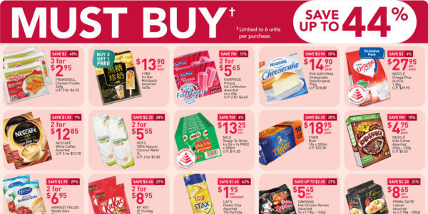 NTUC FairPrice Singapore Your Weekly Saver Promotions 24-30 Sep 2020