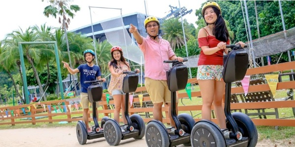 Rediscover Singapore Afresh with 20% Off Activities with Expedia!