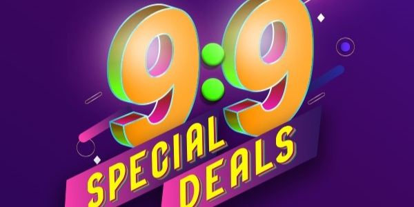 Valiram Luxury Fashion Galleria,  Resorts World Sentosa 9.9 Special Deals