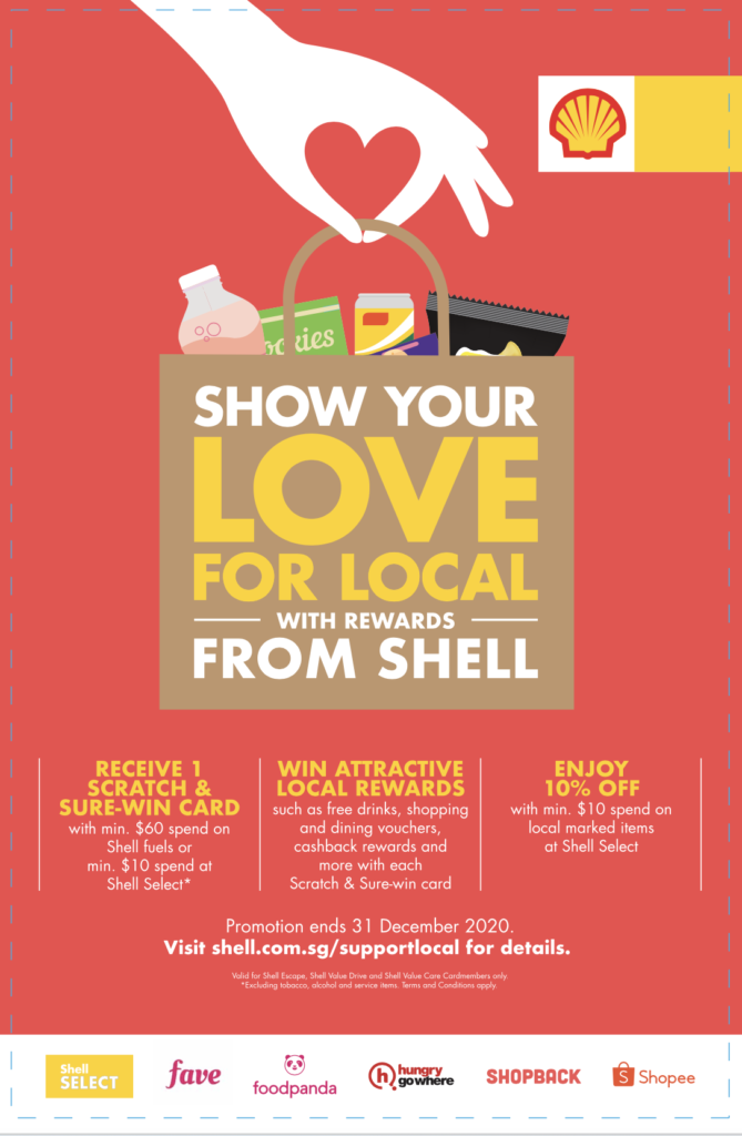 Show Your Love For Local With Shell | Why Not Deals 1