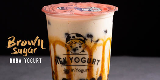 Hey Yogurt Singapore FREE DELIVERY via Foodpanda Promotion ends 31 Oct 2020