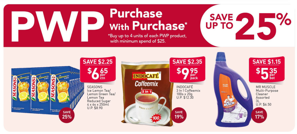 NTUC FairPrice Singapore Your Weekly Saver Promotions 1-7 Oct 2020 | Why Not Deals 1