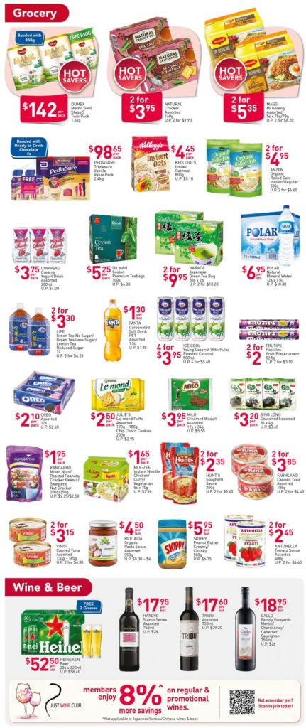NTUC FairPrice Singapore Your Weekly Saver Promotions 1-7 Oct 2020 | Why Not Deals 3