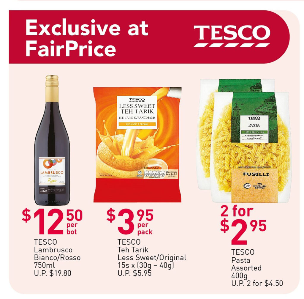 NTUC FairPrice Singapore Your Weekly Saver Promotions 1-7 Oct 2020 | Why Not Deals 4