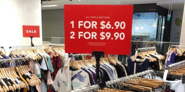 Refash Singapore 10.10 Thrift Store Mega Sale Up To 70% Off Promotion 9-11 Oct 2020