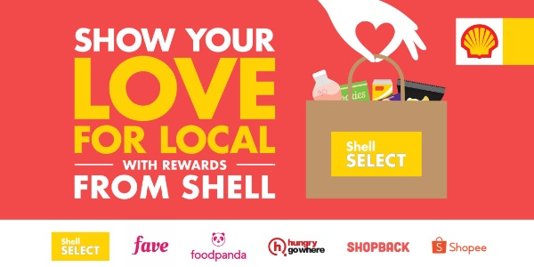 Show Your Love For Local With Shell