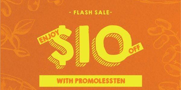 Spizza Singapore Enjoy $10 Off Flash Sale 26-29 Oct 2020