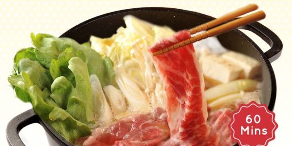 SUKI-YA Singapore Students Only 1-for-1 Shabu-Shabu Feast Promotion 26-29 Oct 2020
