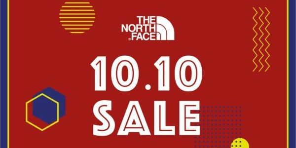 The North Face Singapore 10.10 Exclusive Up To 60% Off Promotion ends 25 Oct 2020