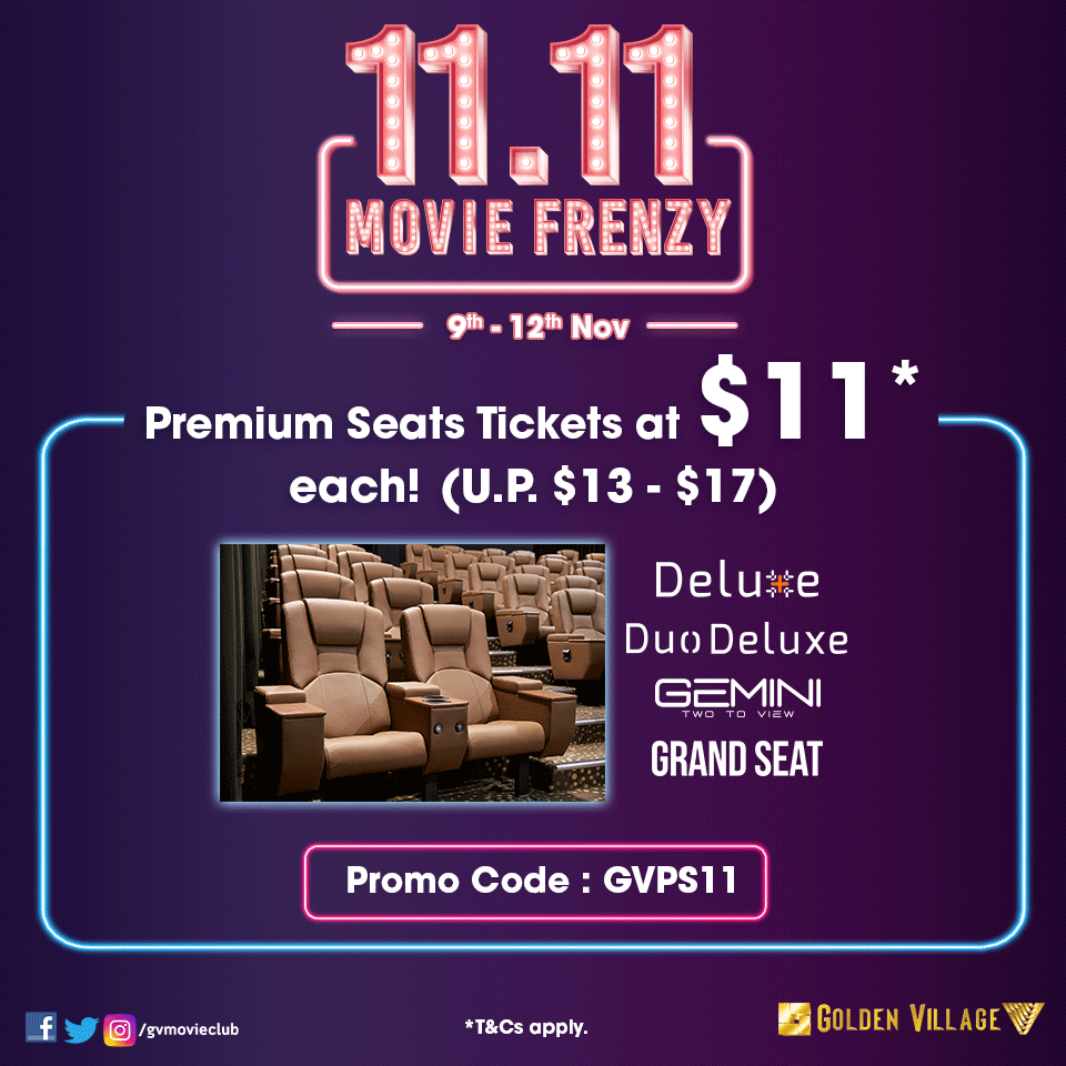 11.11 MOVIE FRENZY CELEBRATION | Why Not Deals 2