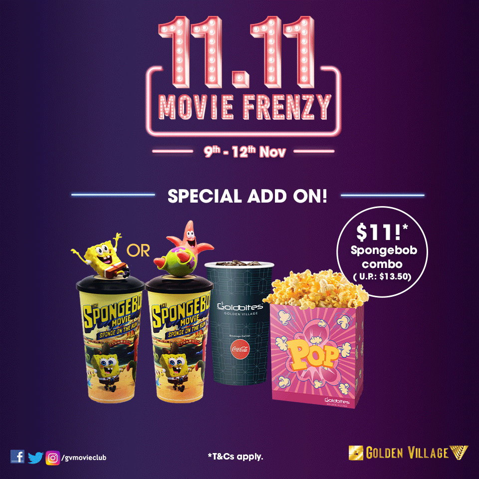 11.11 MOVIE FRENZY CELEBRATION | Why Not Deals 3