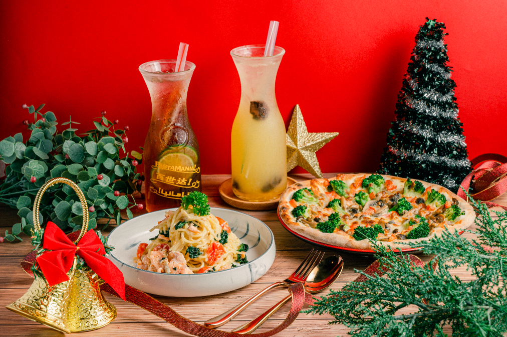 Bundle Up For A Touch of Christmas Cheer with PastaMania! (Until 3 January 2020) | Why Not Deals 1