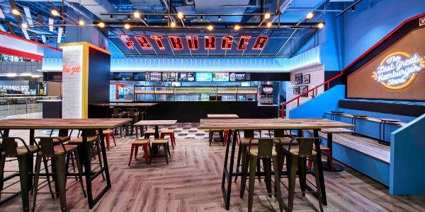 Celebrate the launch of the new Fatburger outlet at Cineleisure with $2 off!
