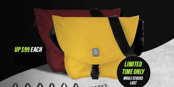 Crumpler Singapore 1-for-1 Quarfie Messenger Bag 11.11 Promotion 11-15 Nov 2020