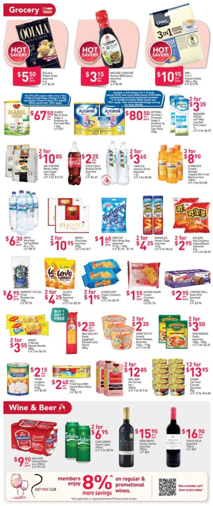 NTUC FairPrice Singapore Your Weekly Saver Promotions 19-25 Nov 2020 | Why Not Deals 1