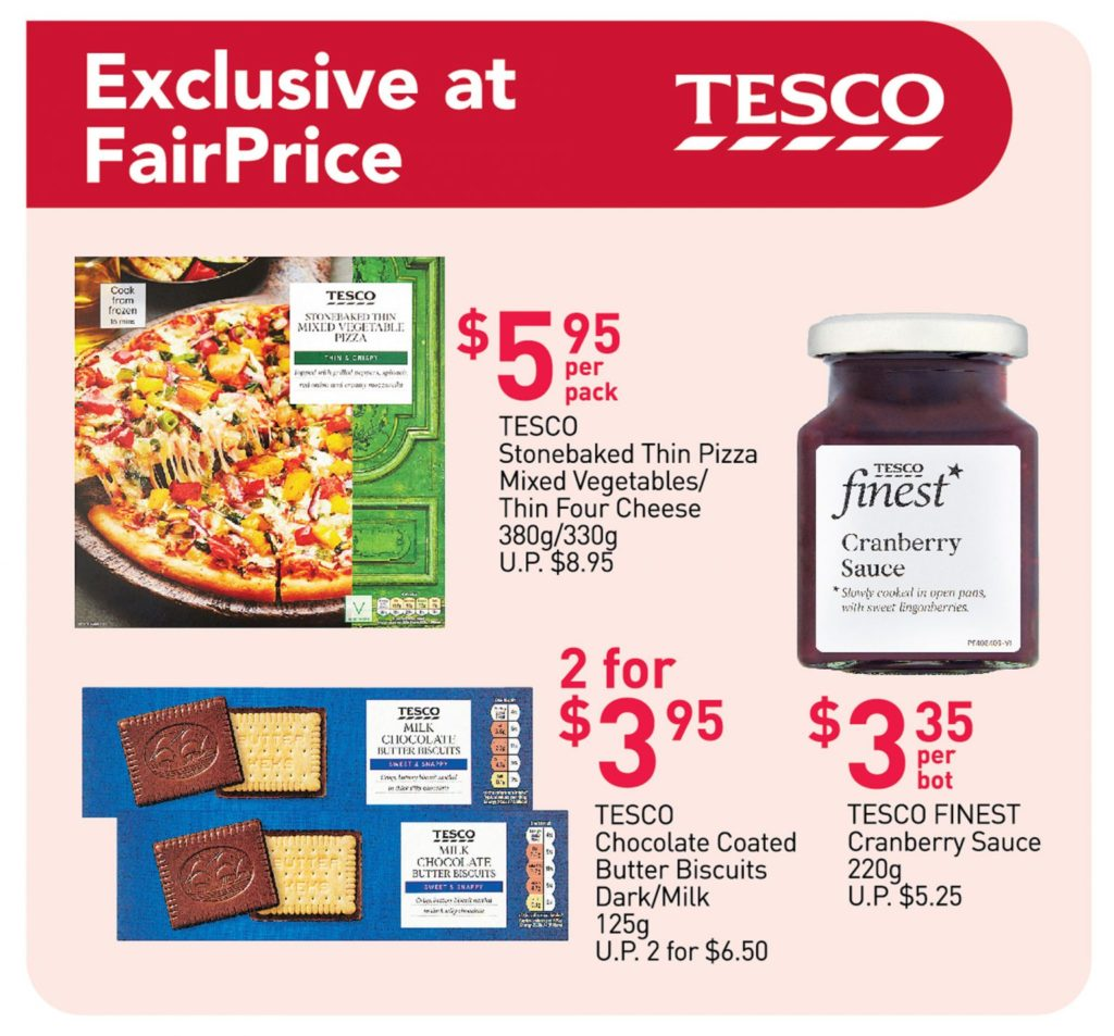 NTUC FairPrice Singapore Your Weekly Saver Promotions 19-25 Nov 2020 | Why Not Deals 2