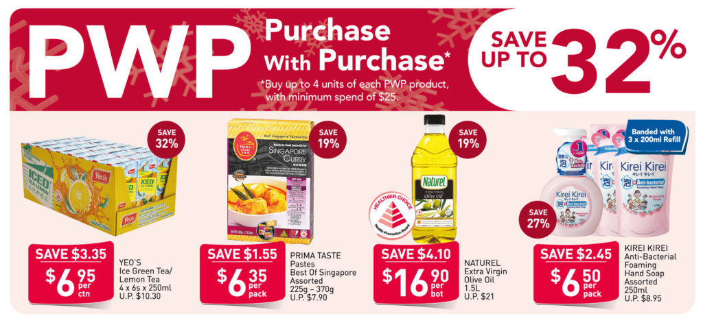 NTUC FairPrice Singapore Your Weekly Saver Promotions 26 Nov - 2 Dec 2020   Why Not Deals 3