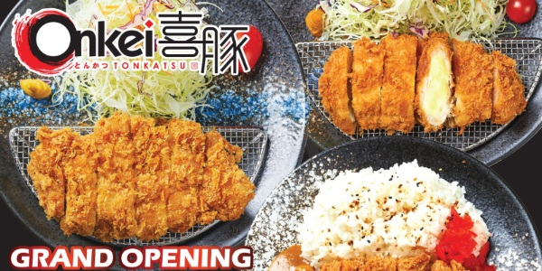 Onkei Grand Opening 1-1 Promotion