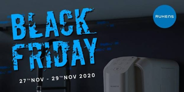 [Promotion] Ruhens' Black Friday Sales, The Biggest Sale Of The Year!
