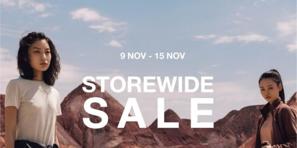 The North Face Singapore 1-for-1 Storewide Sale 9-15 Nov 2020