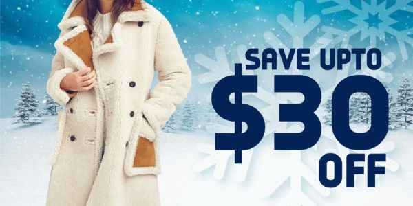 Winter sale Flat $20 Discount